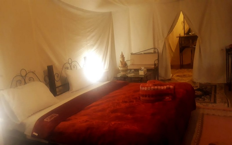 Cheap price camps in Merzouga