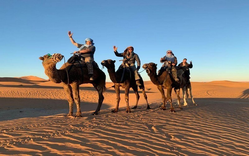 Luxury Africa Camps Merzouga