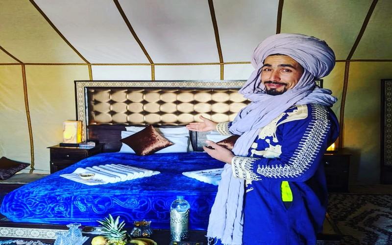 Luxury desert camps price