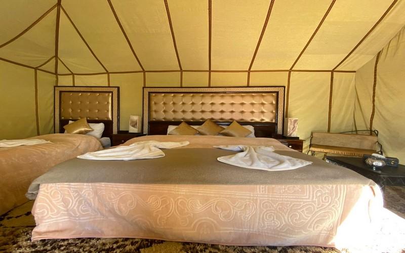 VIP private camp