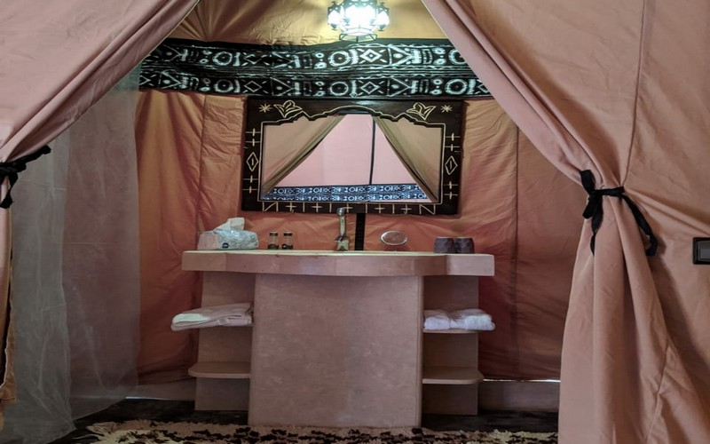 Morocco Merzouga camps