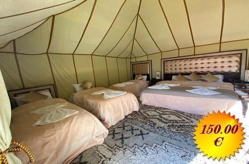 Cheap Sahara camps